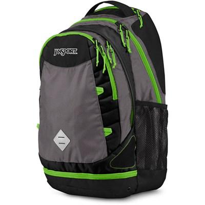 Boost Backpack (Shady Grey/Zap Green)