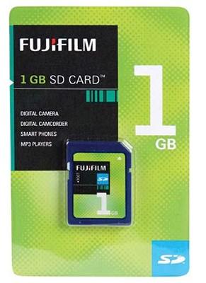 1GB sD - Memory Card