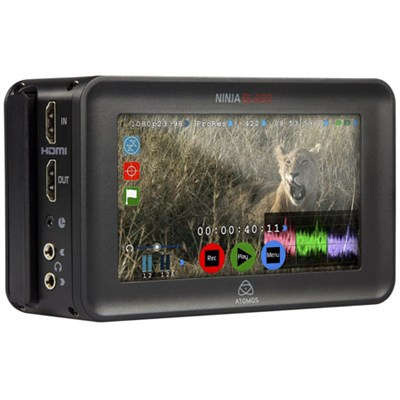 Ninja Blade 5` HDMI On-Camera Monitor & Recorder - ATOMNJB001