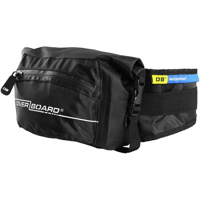 Waterproof Waist Pack (Black)