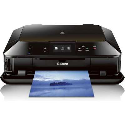 PIXMA MG6320 Wireless All-In-One Color Inkjet Photo Printer (Black)
