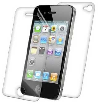 invisibleSHIELD for iPhone 4 Full Body
