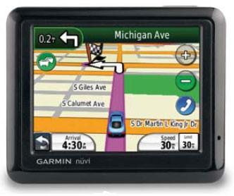 nuvi 1260T North America City Navigator GPS