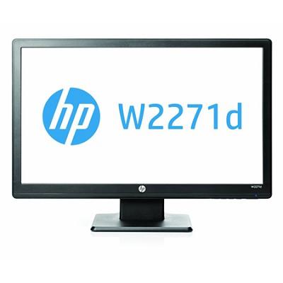 W2271d 21.5 Full HD (1920x1080) Widescreen LED Monitor