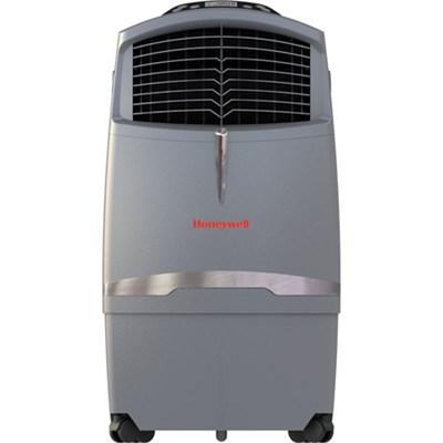 CL30XC 63 Pt. Indoor Portable Evaporative Air Cooler WLREM.- Grey - OPEN BOX