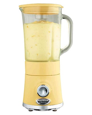 48-oz. Eclectrics Blender, Pineapple Yellow