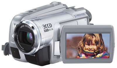 PV-GS300 3CCD Ultra-Compact Digital Camcorder With 3.1 MP Still Picture