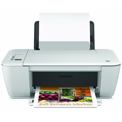 Deskjet 2540 Wireless Color Photo Printer w/ Scanner/Copier - OPEN BOX NO INK