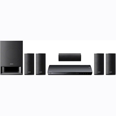 BDVE390 - Blu-ray Home Theater System - OPEN BOX