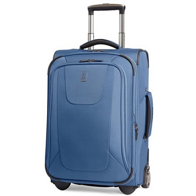 Maxlite3 22` Carry-on Blue Expandable Rollaboard Luggage