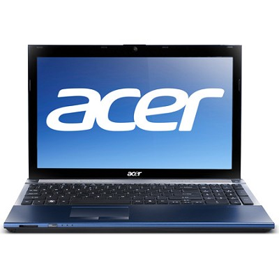 Aspire TimelineX AS5830TG-6642 15.6` Blue Notebook PC - Intel Core i5-2450M Proc