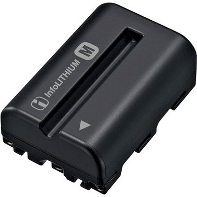 NP-FM500H Rechargeable Battery Pack 1650