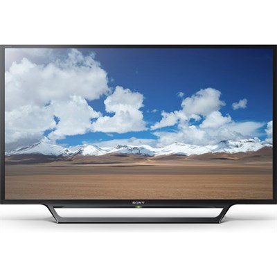 KDL-32W600D 32-Inch Class HD TV with Built-in Wi-Fi - OPEN BOX
