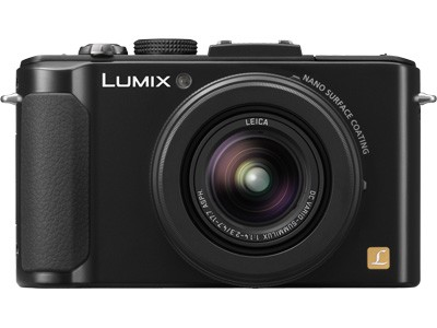 LUMIX DMC-LX7K 10.1MP 3` LCD Digital Camera w/ 7.5x Intelligent Zoom - OPEN BOX