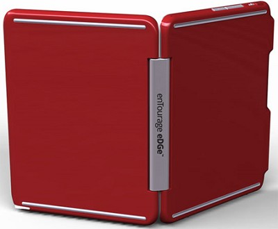 eDGe Netbook and eReader Dualbook (Ruby Red)