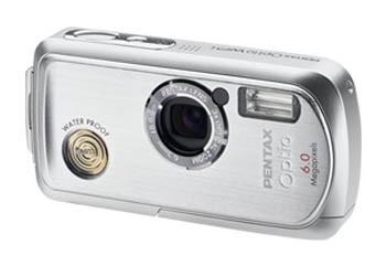 Optio WPi Waterproof 6MP Digital Camera