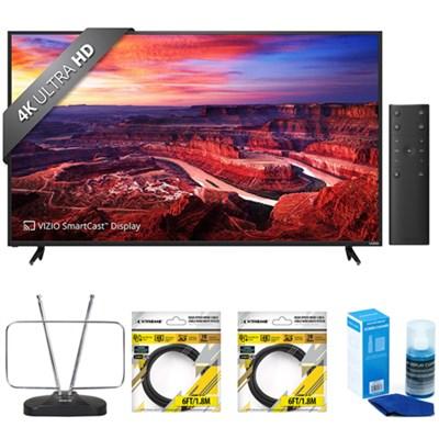 E50-E3 SmartCast E-Series 50` LED Ultra HDTV with Accessories Kit