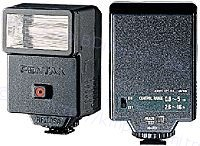 Pentax AF200S - Automatic Electronic Flash Unit
