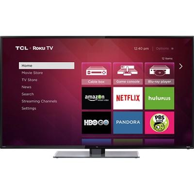 48FS3700 - 48-Inch 1080p HD 120Hz LED Roku Smart TV