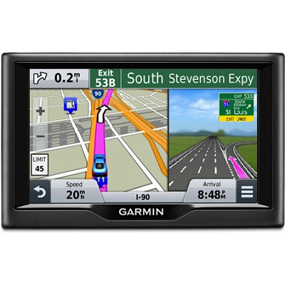 nuvi 57 5.0`-inch Essential Series 2015 GPS Navigation System