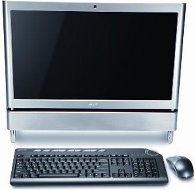 AZ5600-U2092 23-Inch Full HD All-in-One Desktop (Silver)