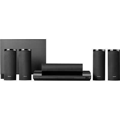 BDVE580 - Blu-Ray Home Theater System