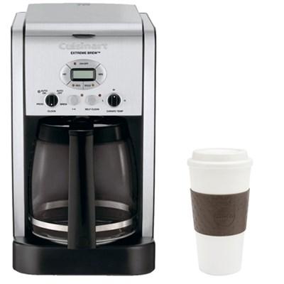 DCC-2650 Brew Central 12-Cup Programmable Coffeemaker w/ Copco 16oz. Mug Bundle