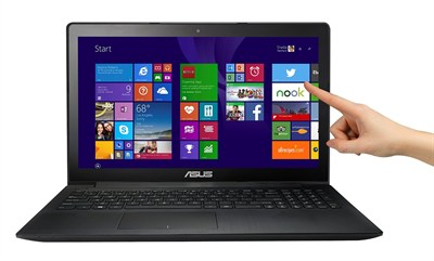 K553MA-DB01TQ 15.6'' Touch Screen 500GB Notebook - OPEN BOX