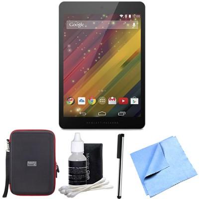 8 G2-1411 8-Inch 16 GB Tablet Bundle