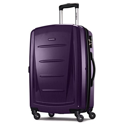 Winfield 2 Fashion HS Spinner 28` - Purple - OPEN BOX