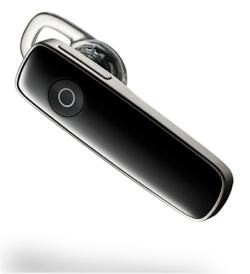Plantronics M155 MARQUE - Bluetooth Headset - Retail Packaging - Black