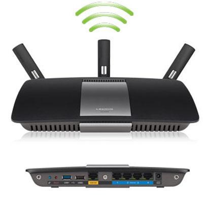 Wireless AC1900 Smart Wi-Fi Router - EA6900