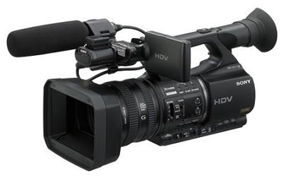 HVR-Z5U HDV High Definition Handheld Camcorder