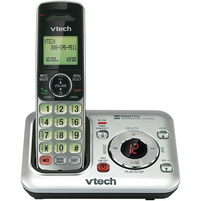 CS6429 DECT 6.0 Cordless Answering System With Caller ID