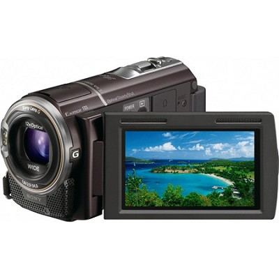 HDR-CX360V 32GB Flash Memory  Handycam Full HD Camcorder