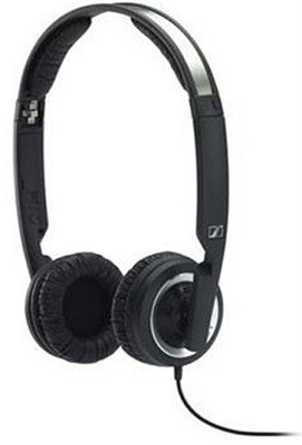 PX200 II Collapsible High-Performance Closed Headphones - Black