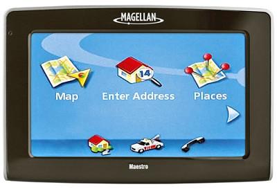 Maestro 4250 Portable Car GPS Navigation System