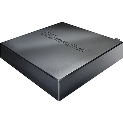 HDHomeRun CONNECT Quatro Live TV for Cord Cutters (4-Tuner) - HDHR5-4US
