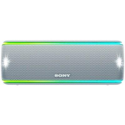 Portable Wireless Bluetooth Speaker - White - SRSXB31/W