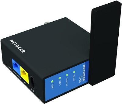 Trek N300 Travel Router and Range Extender (PR2000)