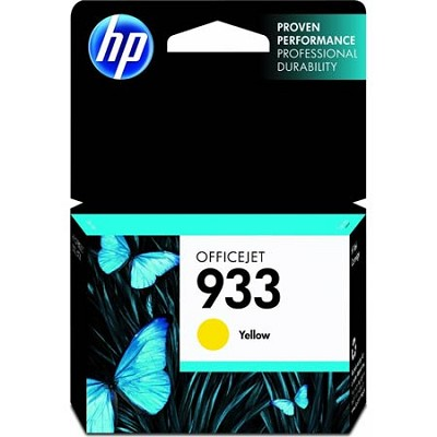 933 Yellow Officejet Ink Cartridge