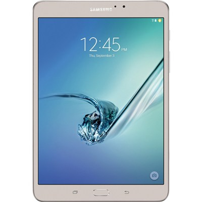 Galaxy Tab S2 8.0-inch Wi-Fi Tablet (Gold/32GB) - OPEN BOX