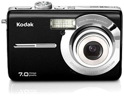 EasyShare M753 7.0 MP Digital Camera (Black)