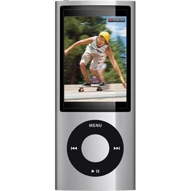 iPod Nano 8GB MP3 Player and Media Player (Silver)