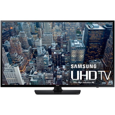 UN60JU6400 - 60-Inch 4K Ultra HD Smart LED HDTV - OPEN BOX