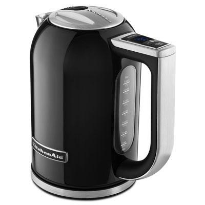 1.7-Liter Electric Kettle in Onyx Black - KEK1722OB