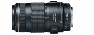 EF 70-300mm F/4-5.6 IS USM Lens, (Imported)
