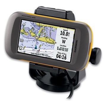 Montana 600 Marine Bundle Touchscreen Worldwide GPS