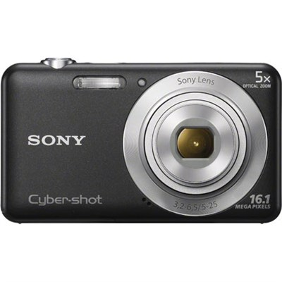 DSCW710 16 MP 2.7-Inch LCD Digital Camera - Black - ***AS IS***