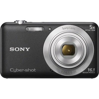 DSCW710 16 MP 2.7-Inch LCD Digital Camera - Black - ***AS IS***